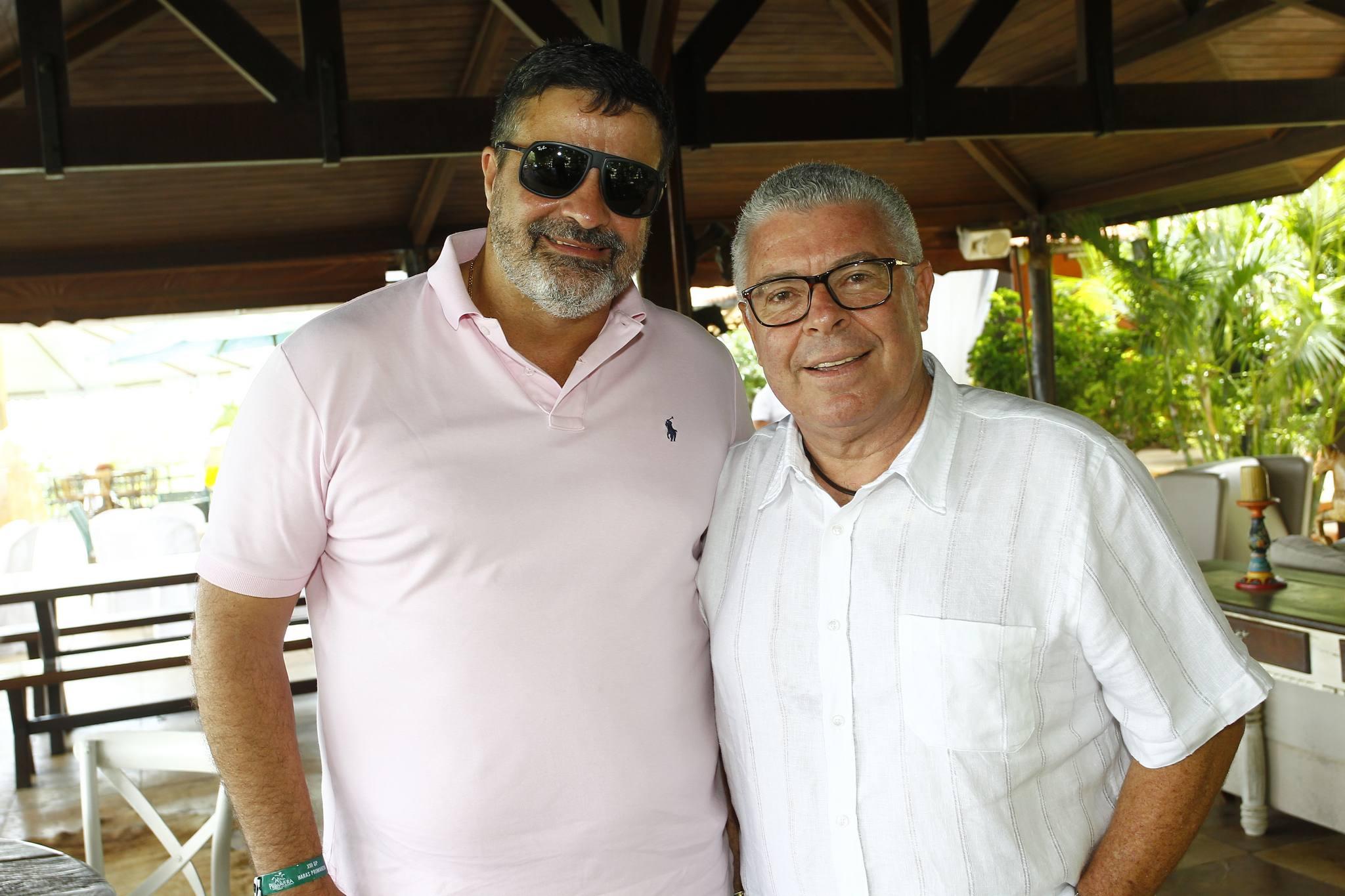 Paulo Costa E Ricardo Studart