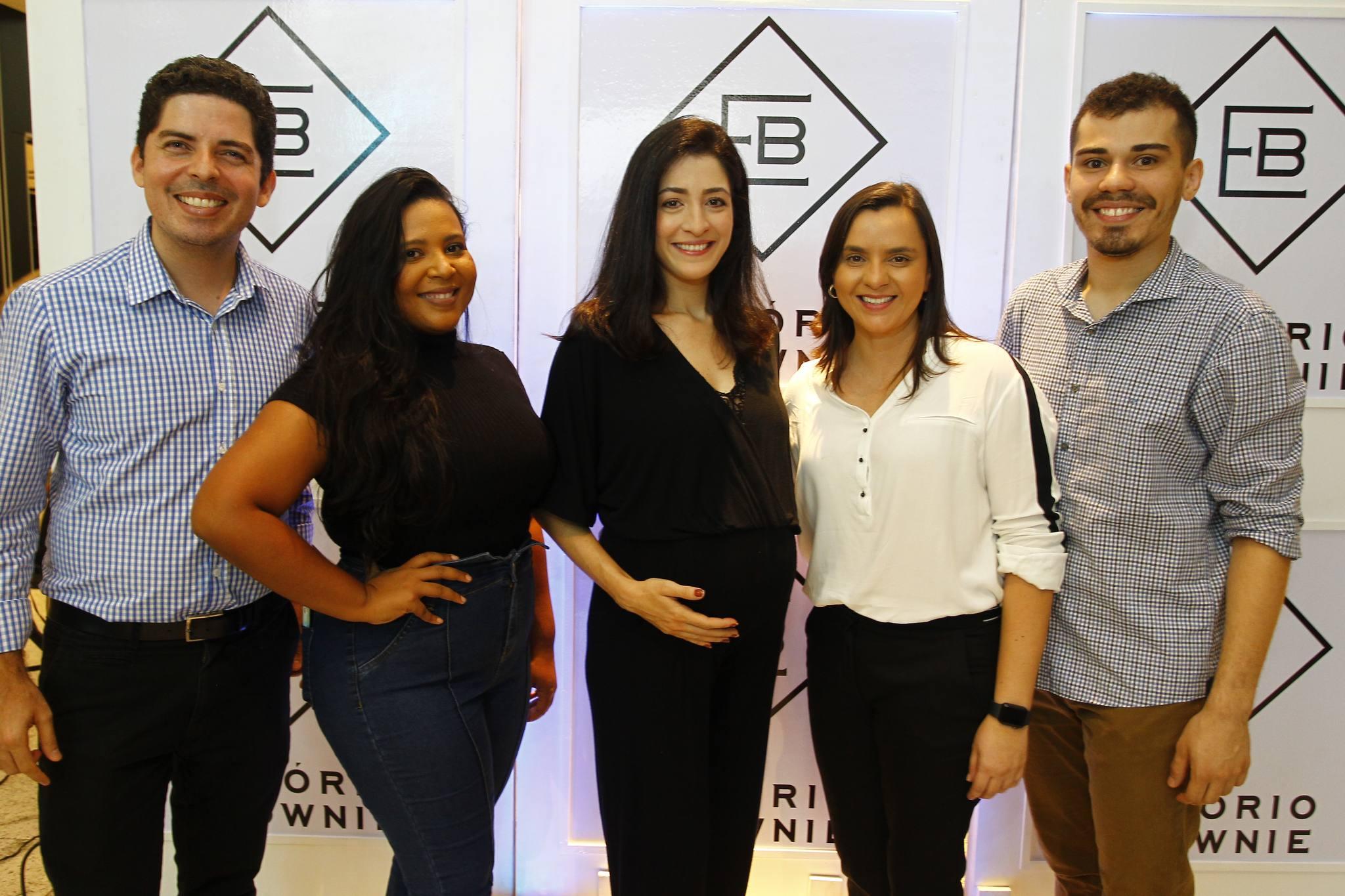 Paulo E Rafa Ferreira, Mila Brasil, Natalia Pinheiro E George Freire