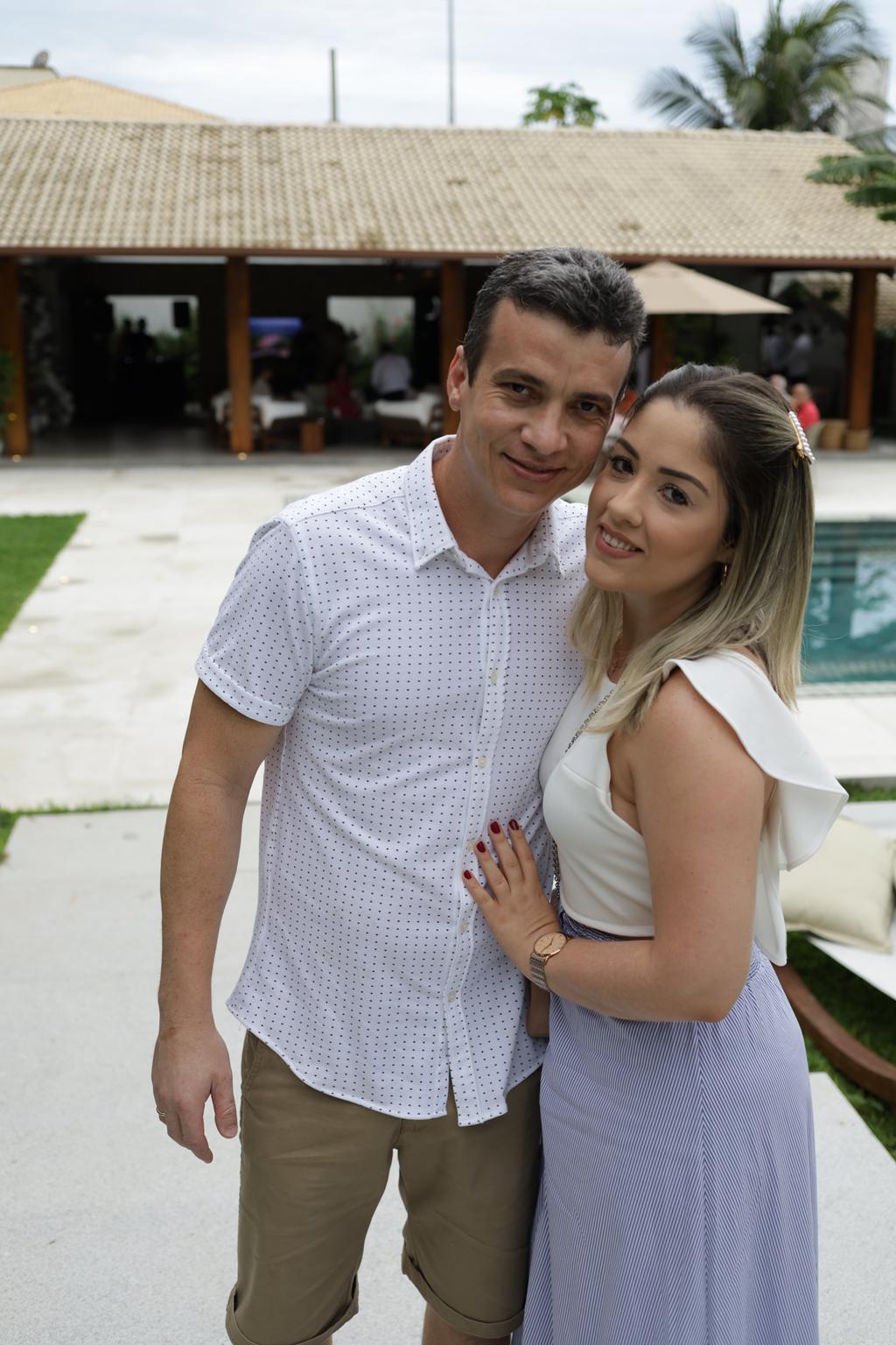 Paulo Pinto E Natasha Rio