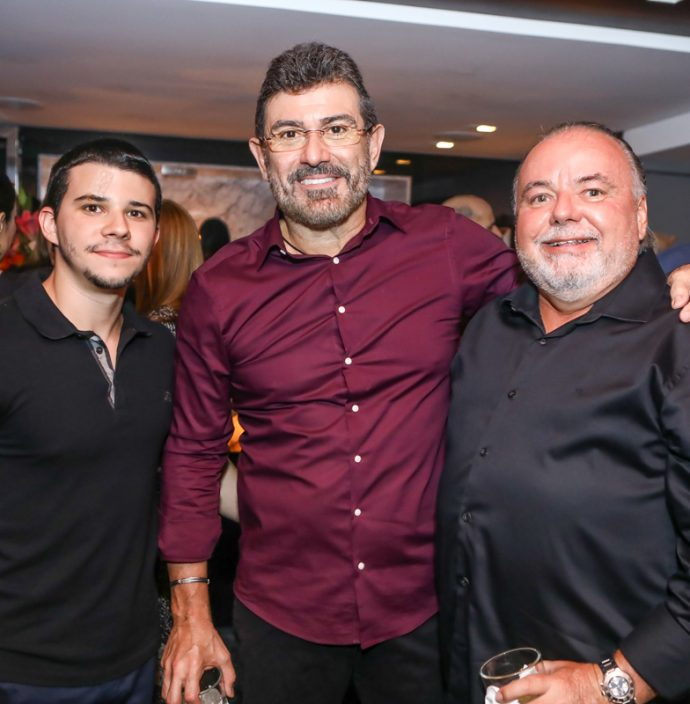 Pedro Paulo Carapeba, Alexandre Pereira E Pedro Carapeba