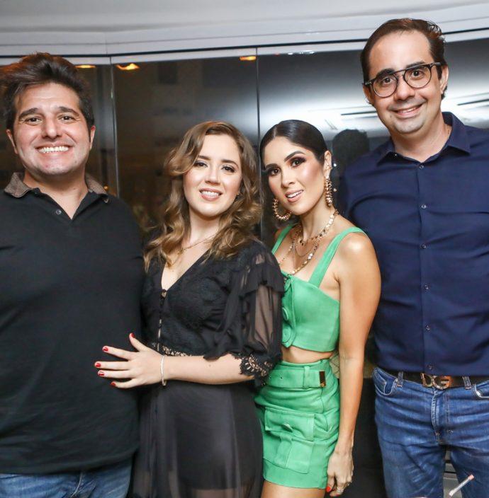 Pedro E Isabella Gurjao, Manoela E Pedro De Castro