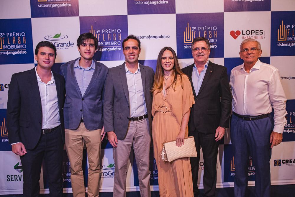 Pedro Fernandes, Thiago Fernandes, Gama Filho, Beatriz Gama, José Carlos Gama E Luiz Henrique Coelho