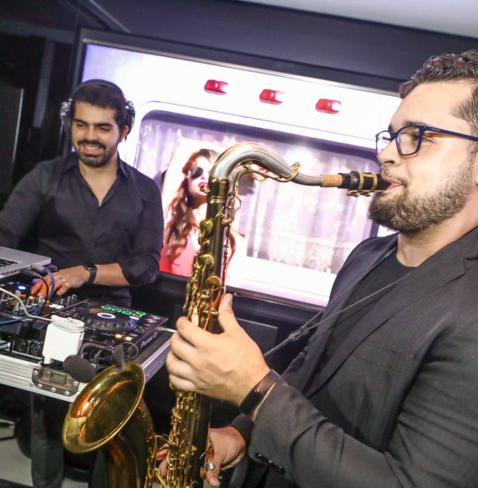 Pedro Garcia E Jorge Matheus