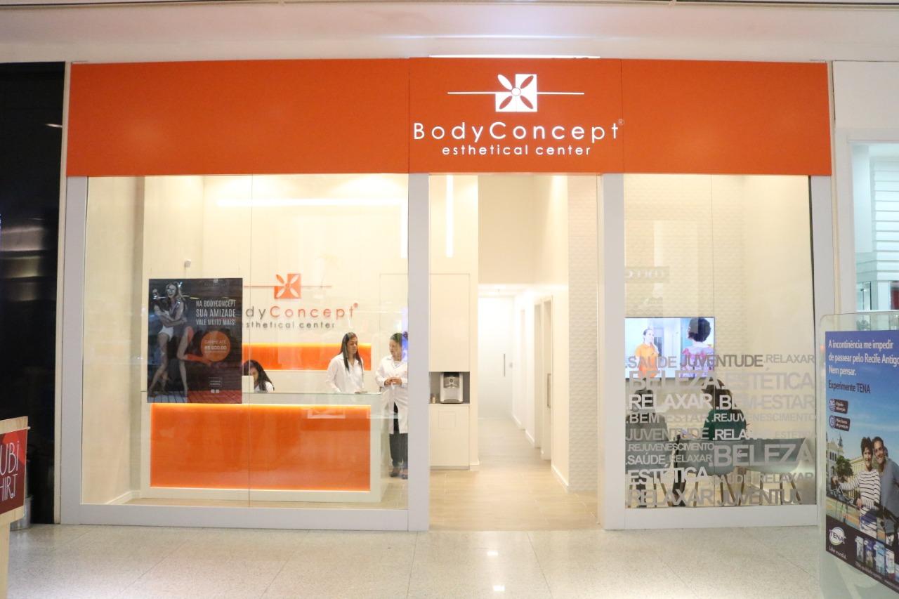 A BodyConcept é uma das 80 franquias confirmadas na Expo Franquias Nordeste