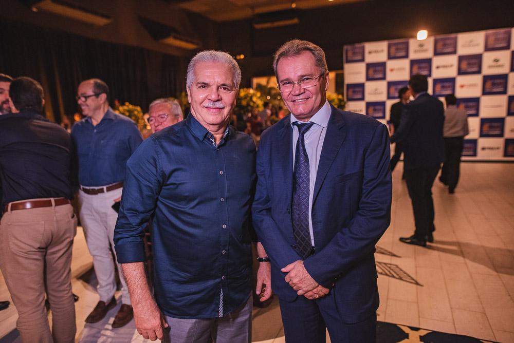 Pio Rodrigues E Sergio Macedo