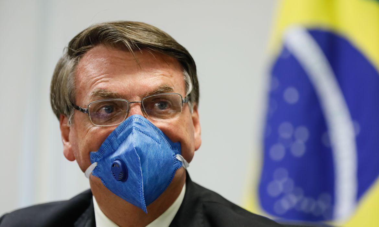 Bolsonaro e ministros fazem coletiva sobre ações contra covid-19