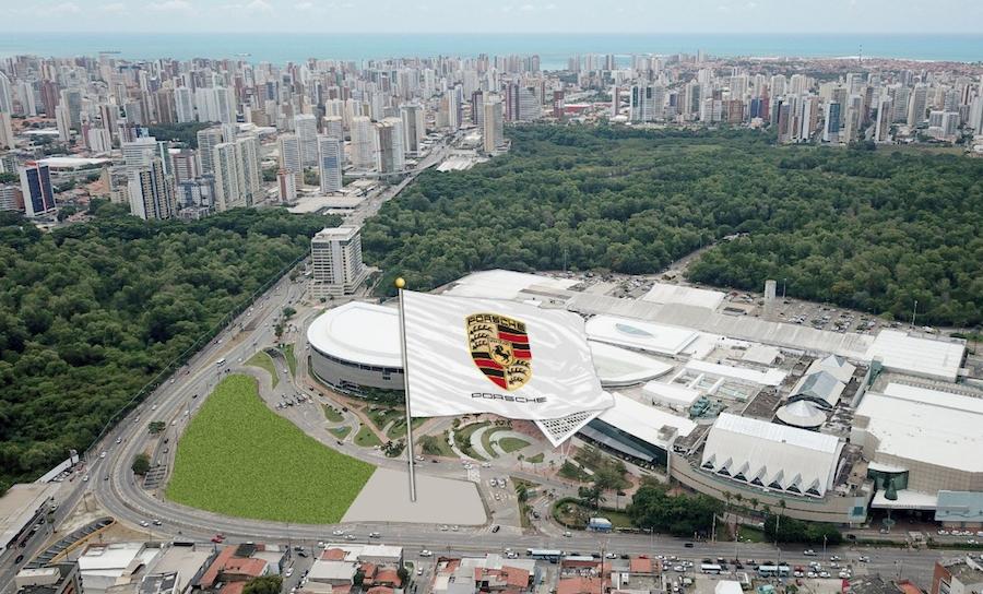 Iguatemi Fortaleza receberá uma Pop Up Store da Porsche a partir de março