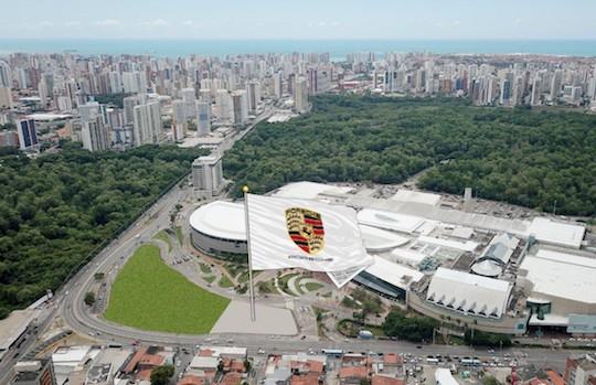 Newland será revendedor autorizado da fabricante esportiva Porsche no Ceará
