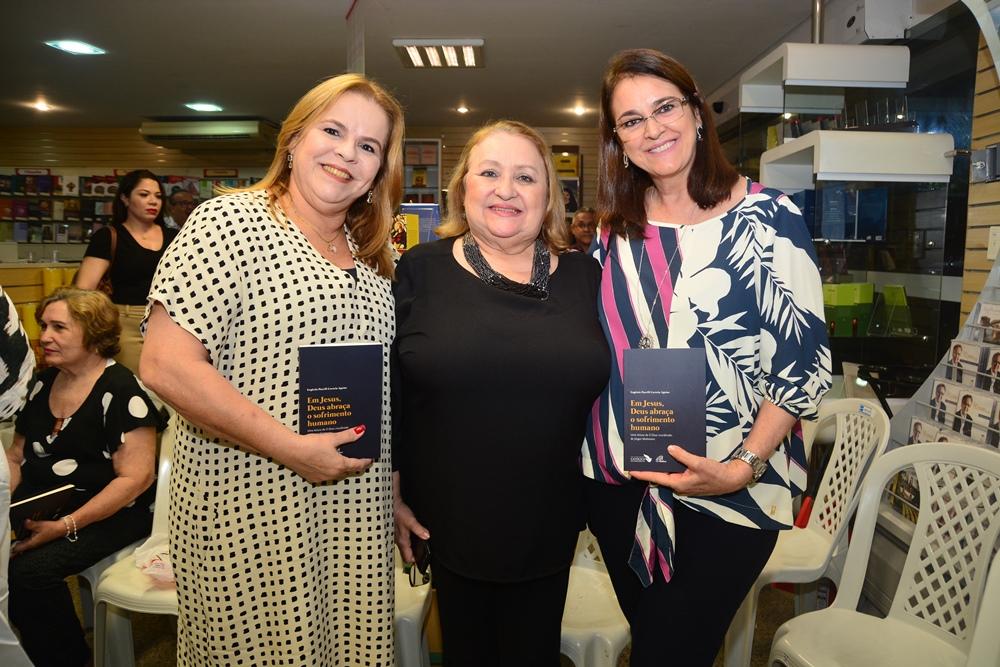 Rachel Bruno, Fátima Andrade E Magda Parise