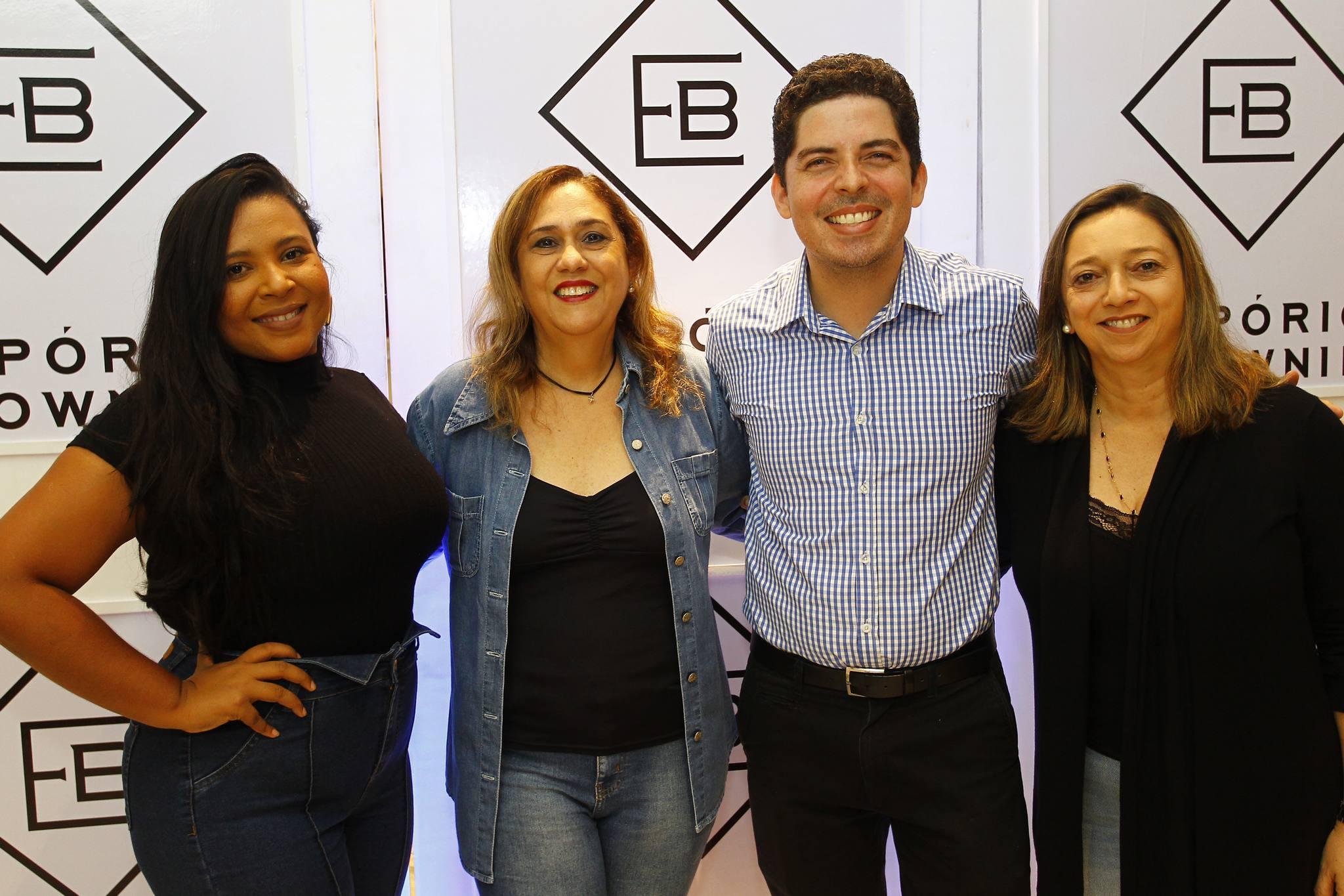 Rafa Ferreira, Regina Carvalho, Paulo Ferreira E Patricia Moreira