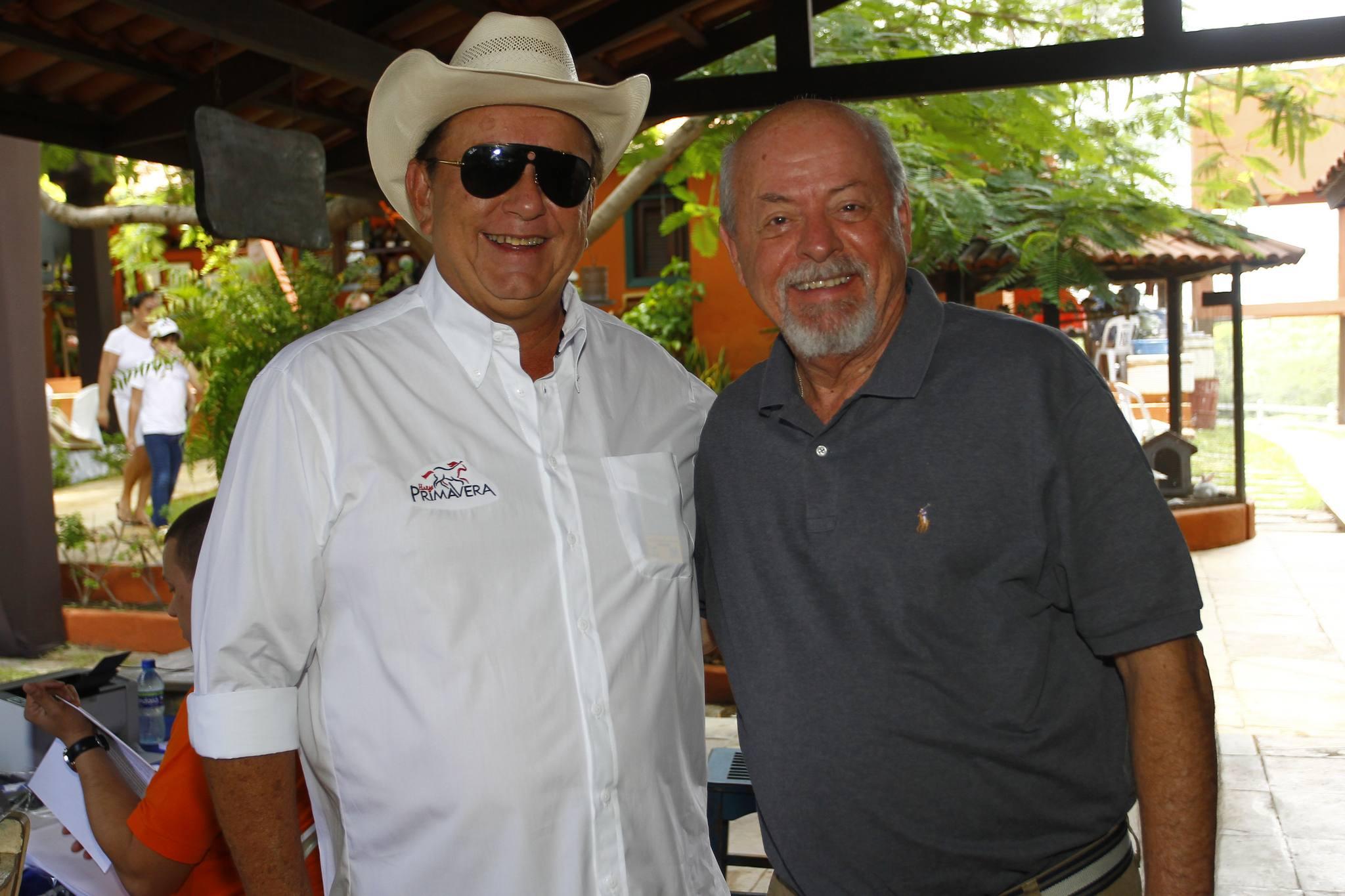 Rafael Leal E Marcelo Andrade