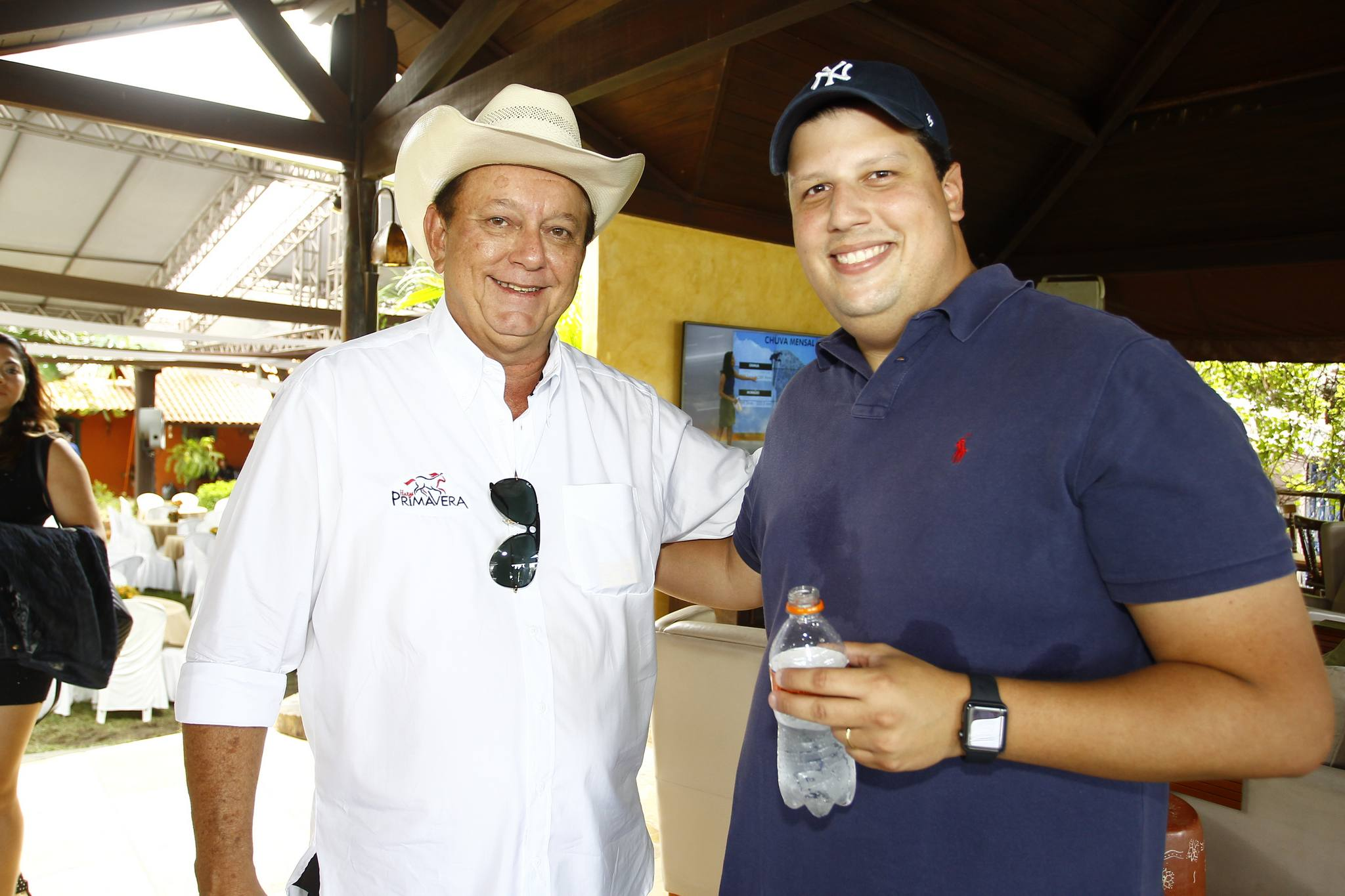 Rafael Leal E Ralph Terra