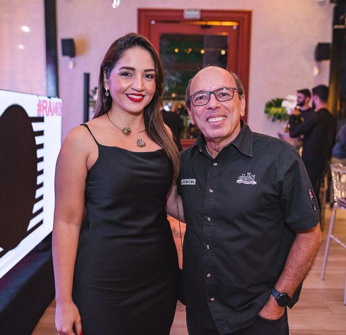 Rafaela E André Montenegro