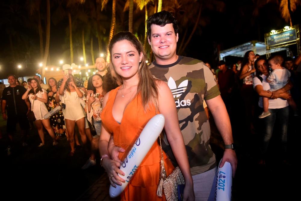 Raissa Oliveira E Humberto Braga