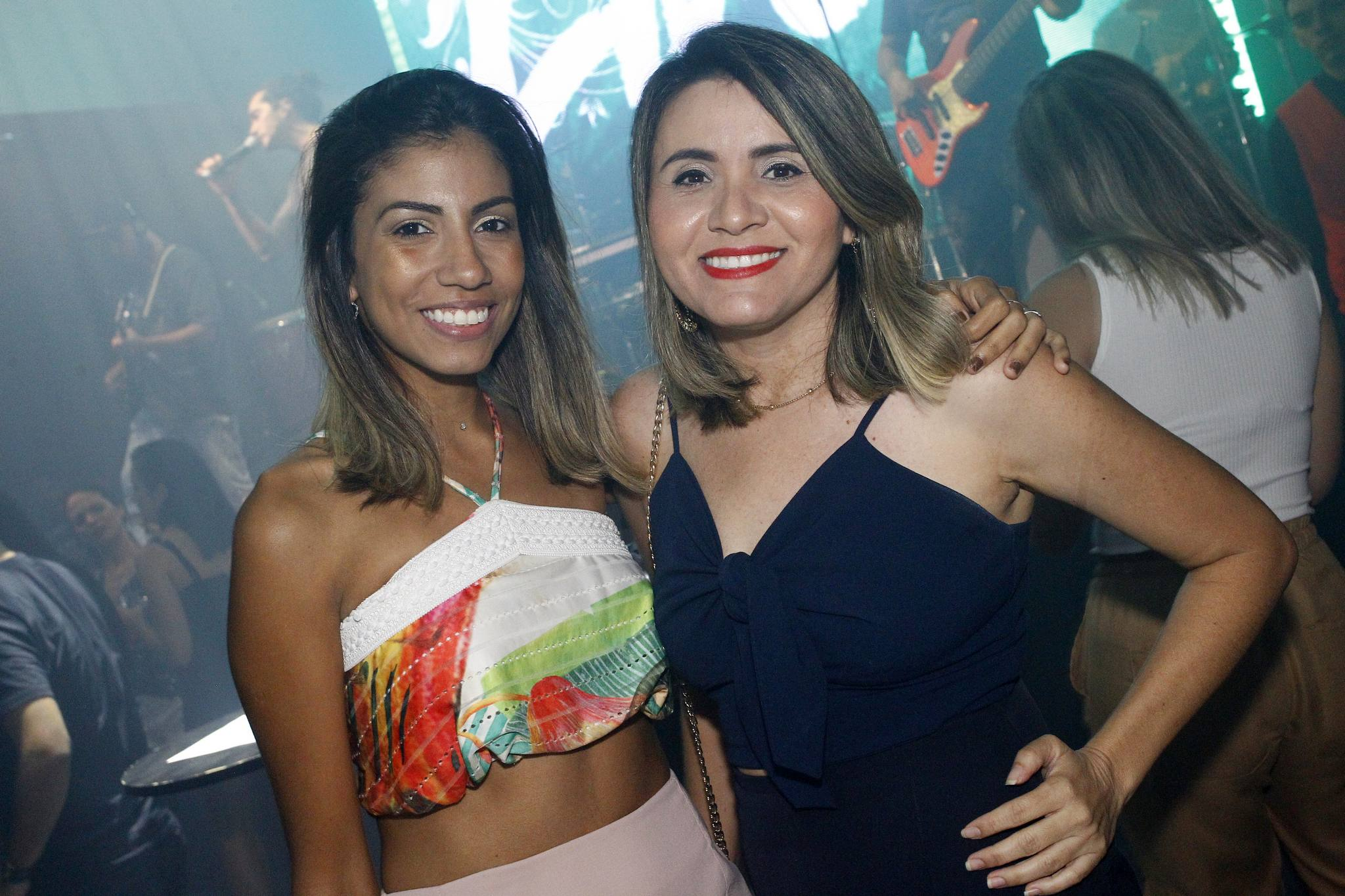 Raissa Pinto E Milena Campos
