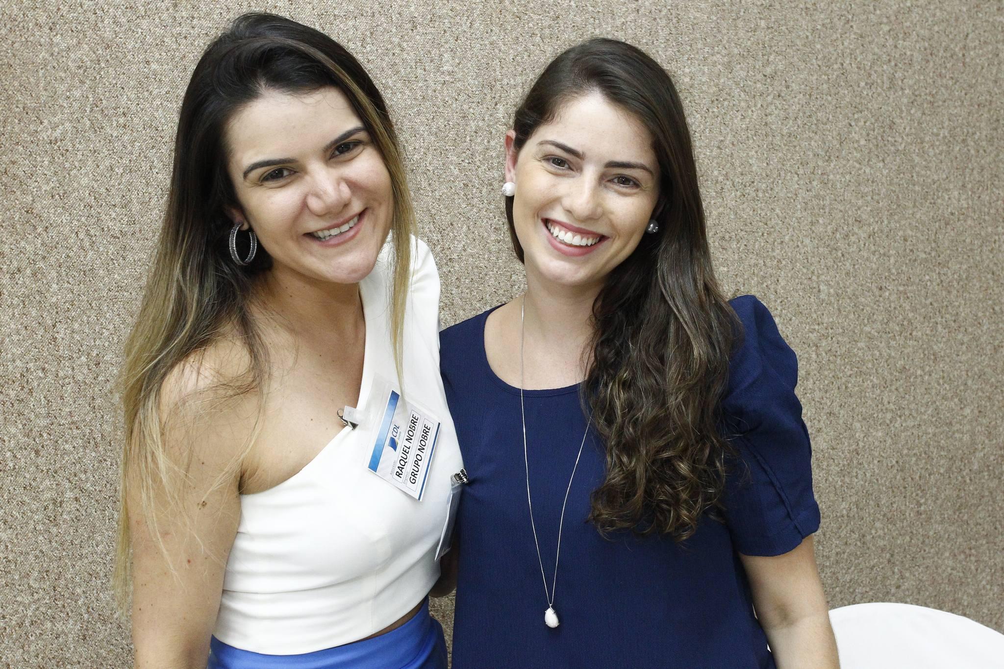 Raquel Nobre E Lais Zavattieri