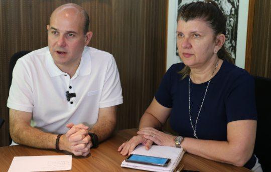 Roberto Cláudio diz que IJF-2 pode ter 175 leitos de UTI e novos médicos, até maio, para reforçar combate ao Covid-19