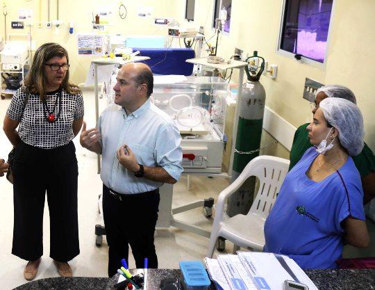 Fortaleza deve receber reforço de 255 médicos e 140 leitos adicionais até abril