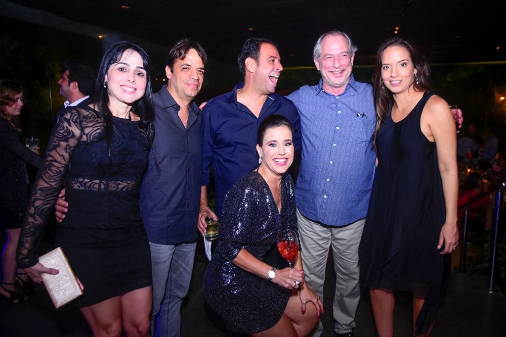 Renata E Fernando Bezerra, Fábio E Cibele Campos, Ciro Gomes E Giselle Bezerra