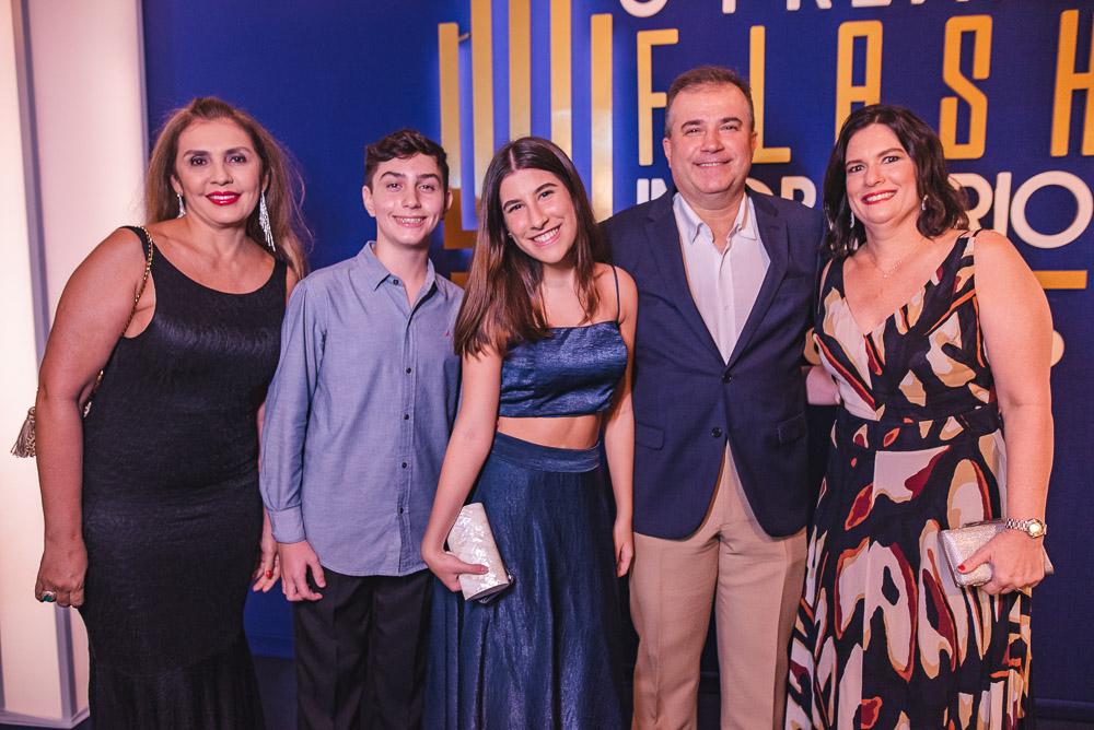 Renata Nogueira, Aluisio Cavalcante, Vera, Ricardo Bezerra E Luciana Bezerra