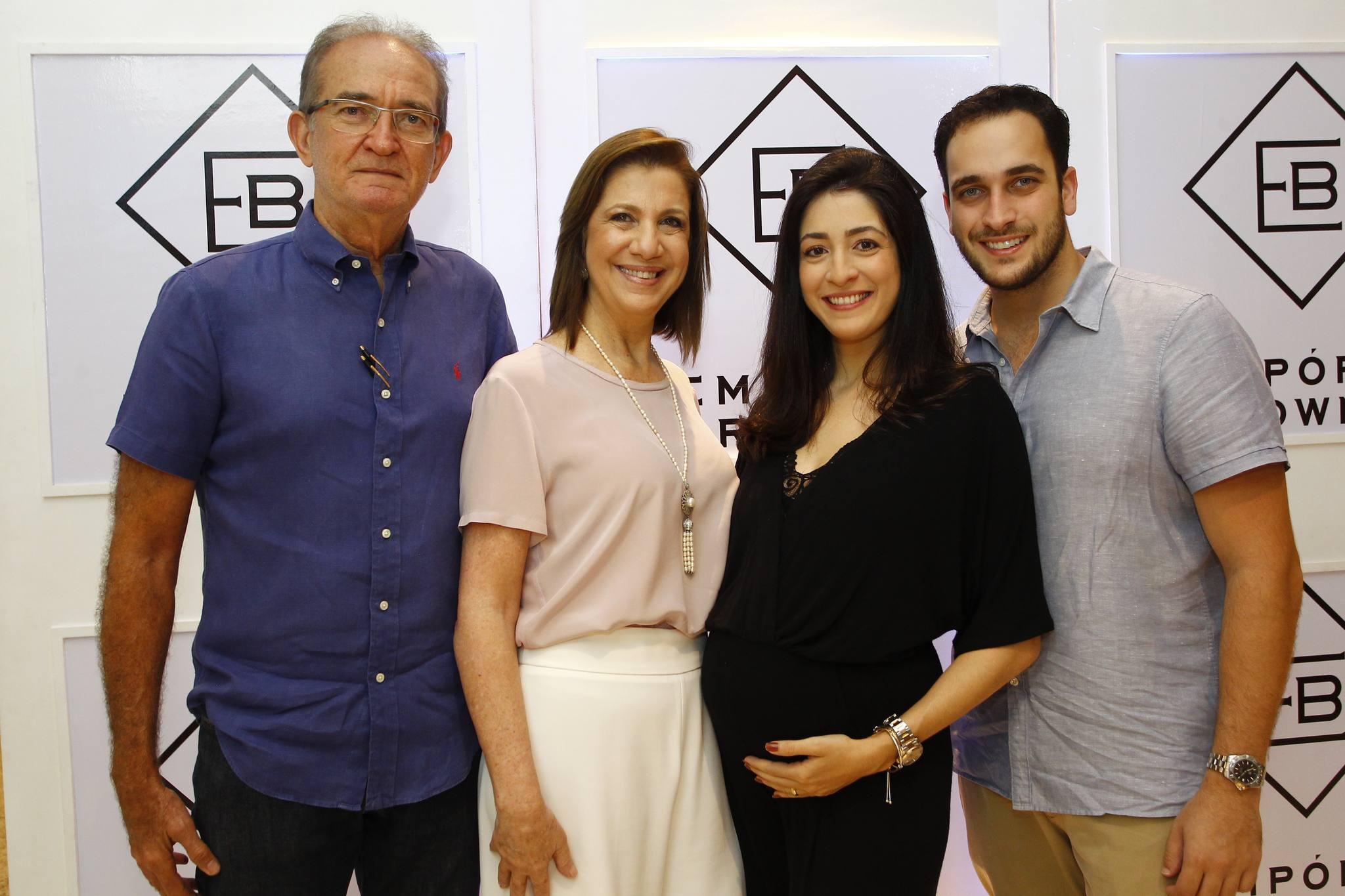 Ricardo, Ana Luiza, Mila E Ricardo Brasil