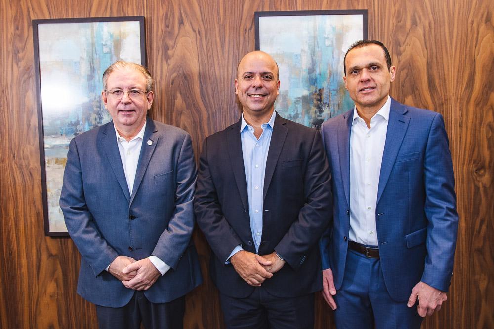 """Carlos da Costa participa do lançamento do """"Mobilização pelo Emprego e Produtividade"""" na FIEC"""