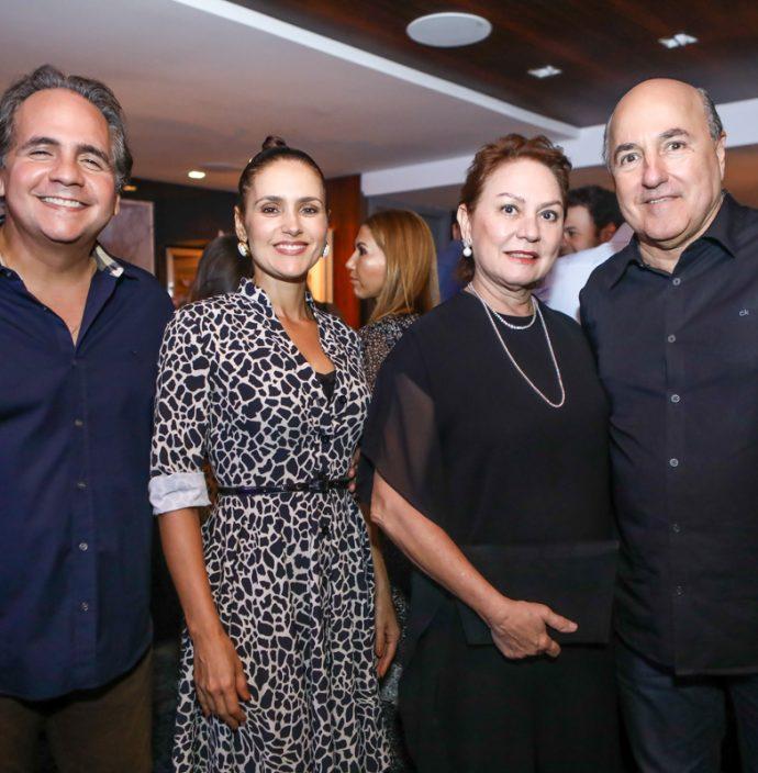Ricardo E Manoela Bacelar, Paula E Silvio Frota