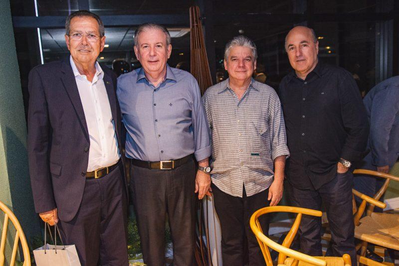 Special Dinner - Maurício Filizola arma jantar em torno de Carlos da Costa no Restaurante Mayú
