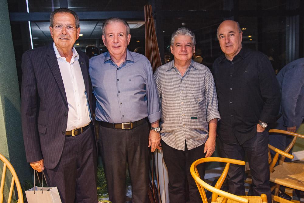Ricardo Parente, Ricardo Cavalcante, Chico Esteves E Silvio Frota