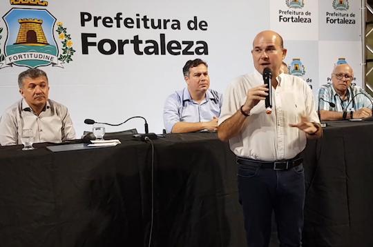 Prefeitura de Fortaleza investirá mais de R$ 175 milhões em educação na Capital
