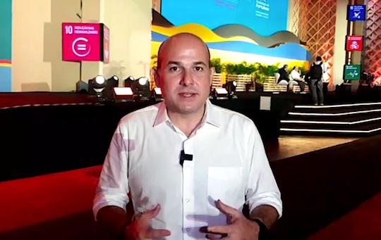 Roberto Cláudio destaca a importância das cooperações técnicas para os governantes