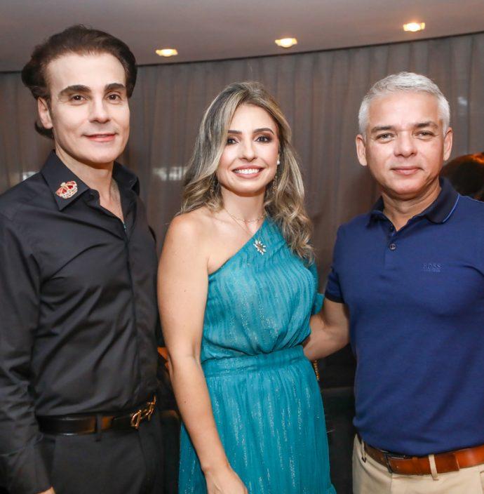 Rodrigo Maia, Dani E Cristiano Peixoto