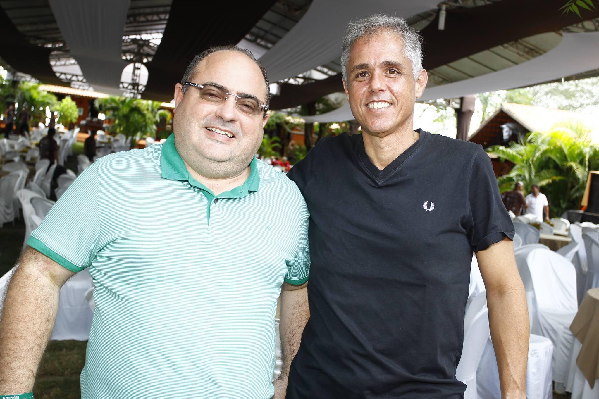 Roger Amorim E Eduardo Leal