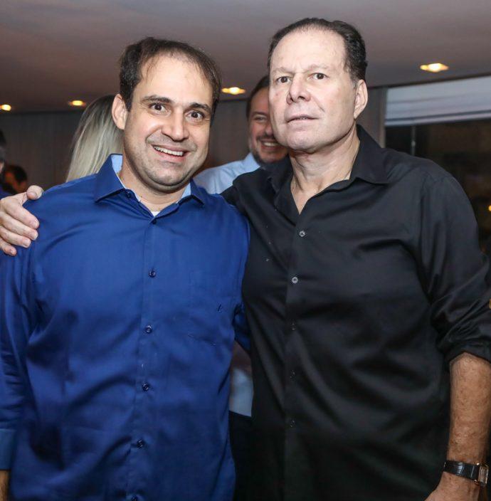 Salmito Filho E Julio Ventura