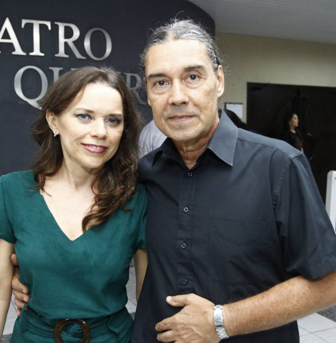 Sandra Ximenes E Max Krichana