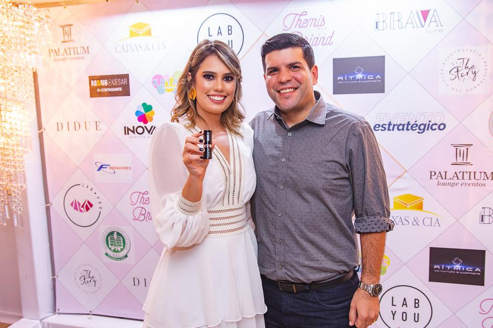 Sara Fontenele E Eduardo Nogueira