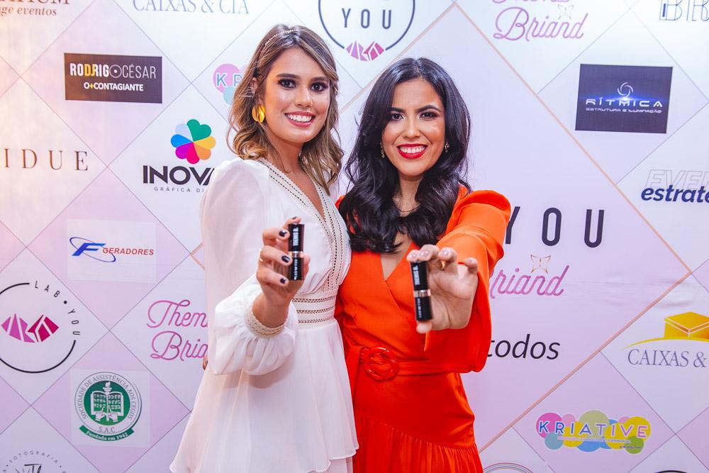 Sara Fontenele E Thalita Herculano