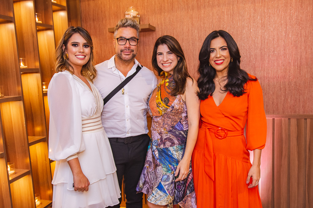Sara Fontenele, Fernando Torquato, Themis Briand E Thalita Herculano