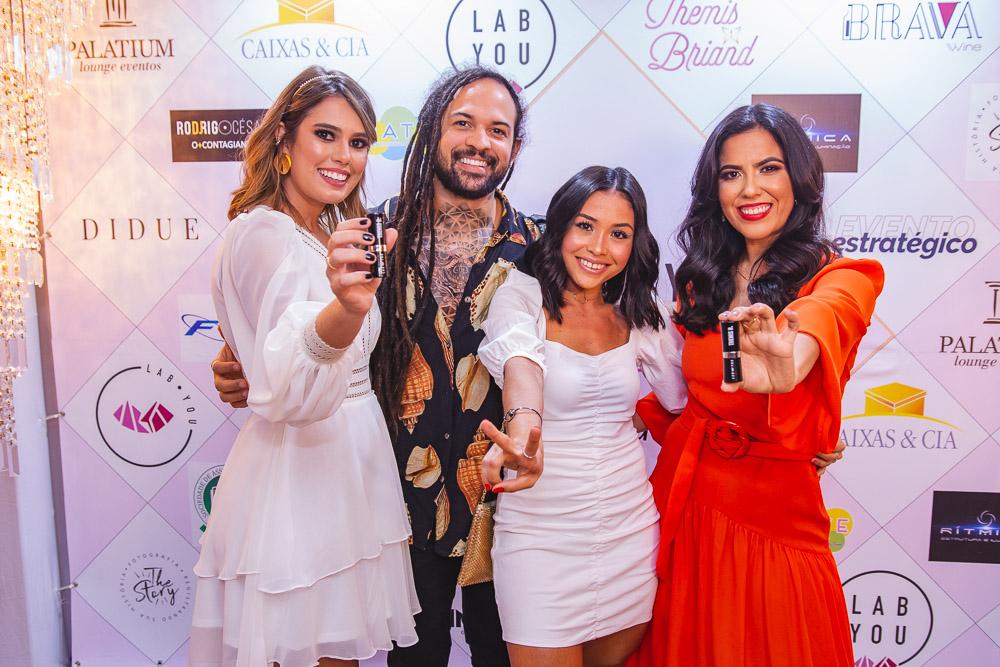 Sara Fontenele, Raphael Moreira, Cleo Silva E Thalita Herculano