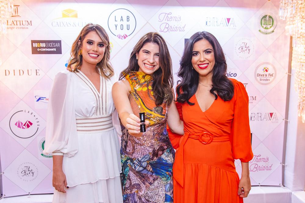 Sara Fontenele, Themis Briand E Thalita Herculano (2)