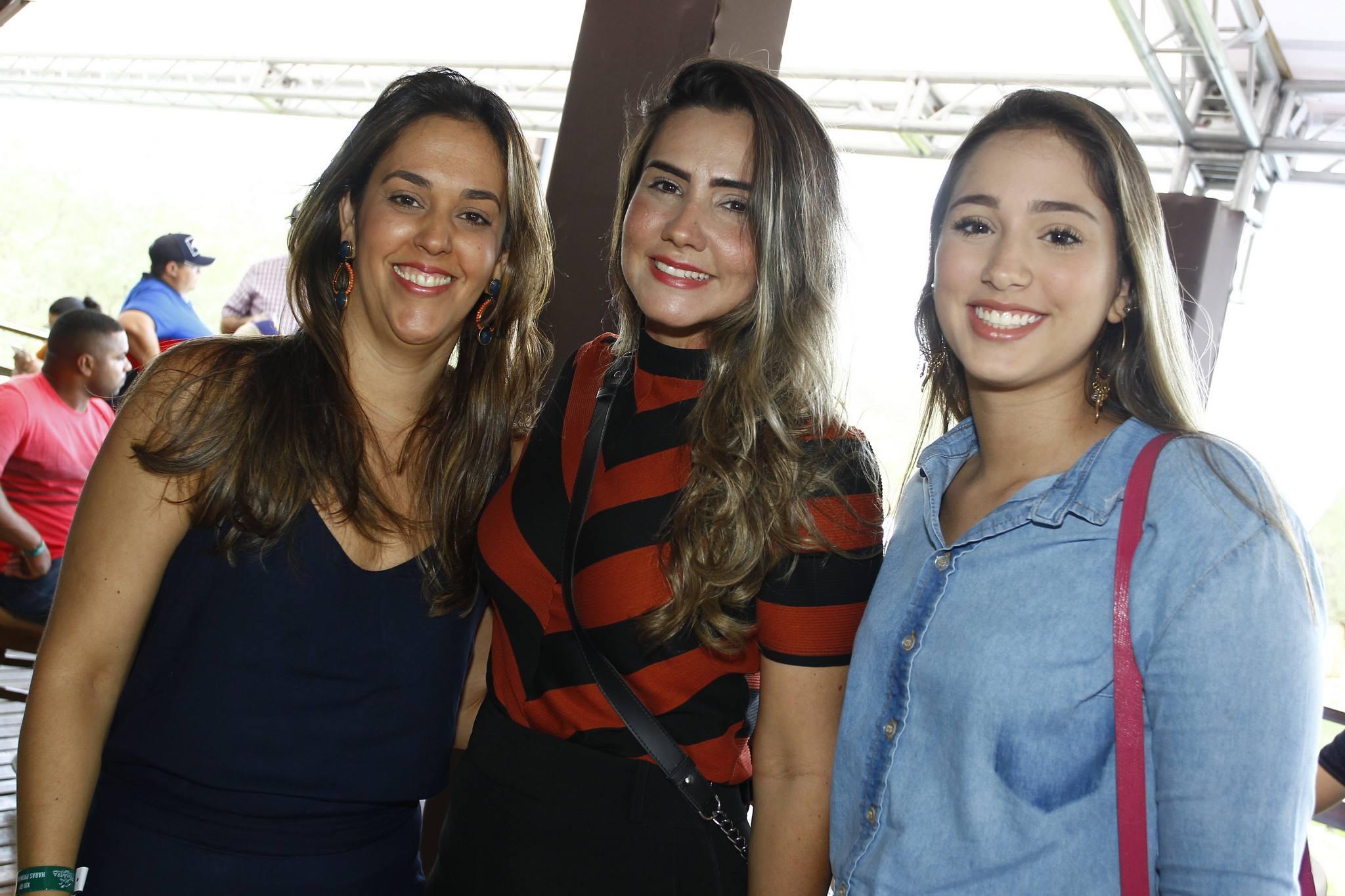 Sarah Ferrer, Rafaela Granjeiro E Maria Eduarda Ferrer