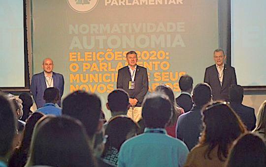 José Sarto e Antônio Henrique destacam seminário na CMFor