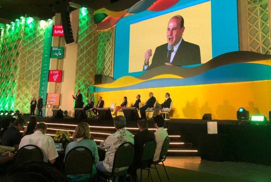 Roberto Cláudio abre Seminário Internacional de Políticas Públicas Inovadoras para Cidades, no CEC