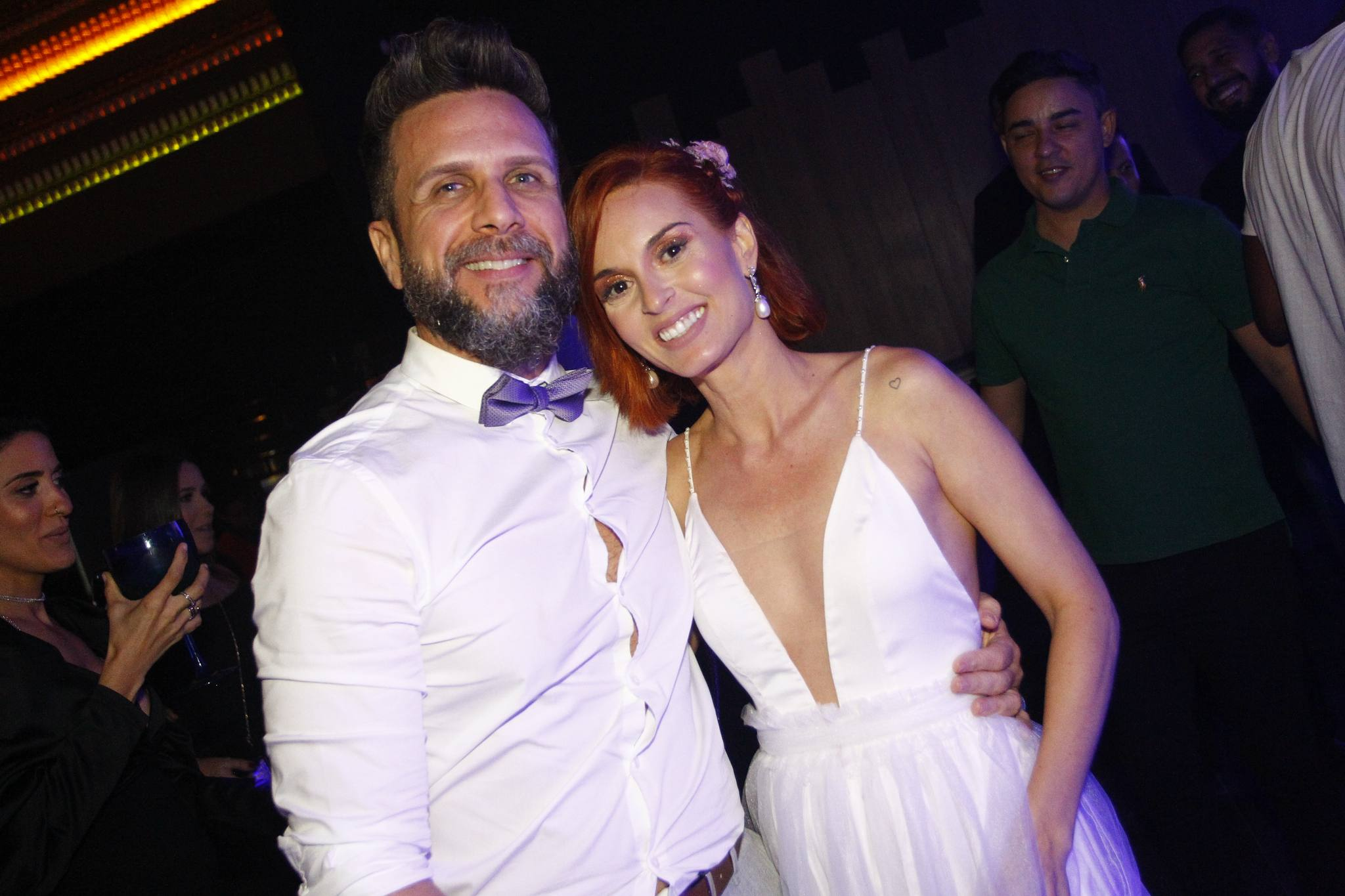 Sergio Pinto E Laiyle Nascente