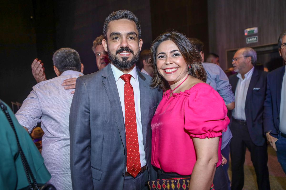 Sergio Rebouças E Roberta Cavalcante