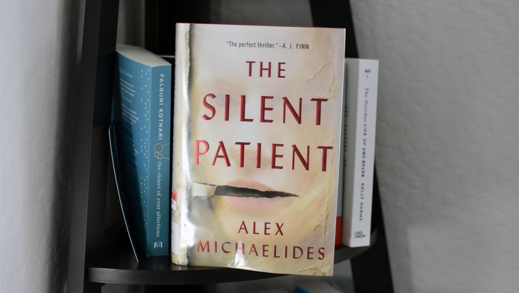 Silent Patient Review Book Club Chat