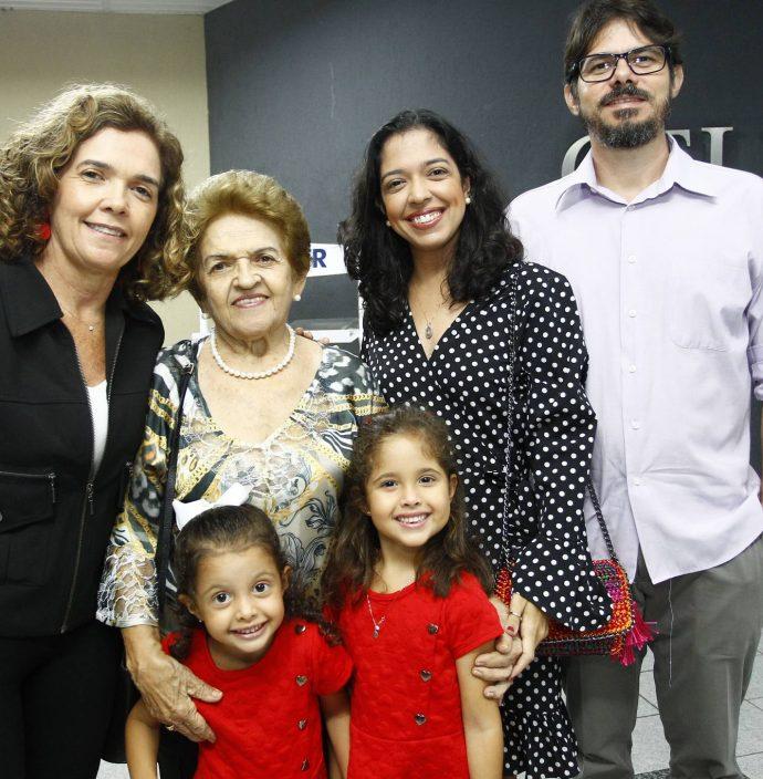 Silvana E Wilsa Dias, Lara E Cristiano Diogenes, Sofia E Maria Clara