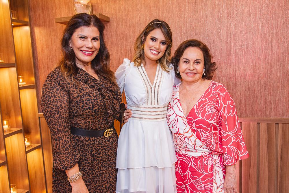 Silvana Nogueira, Sara Fontenele E Marly Nogueira