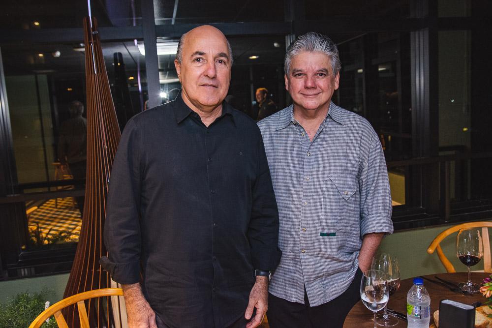 Silvio Frota E Chico Esteves