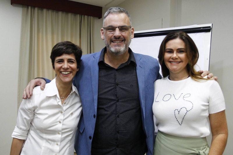 Simone Moura, Eduardo Almeida E Ivana Bezerra